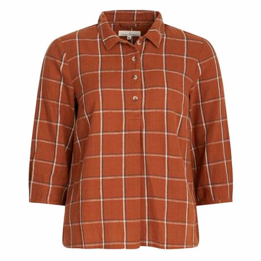 Seasalt Corwenna Shirt Focsle Red Fox
