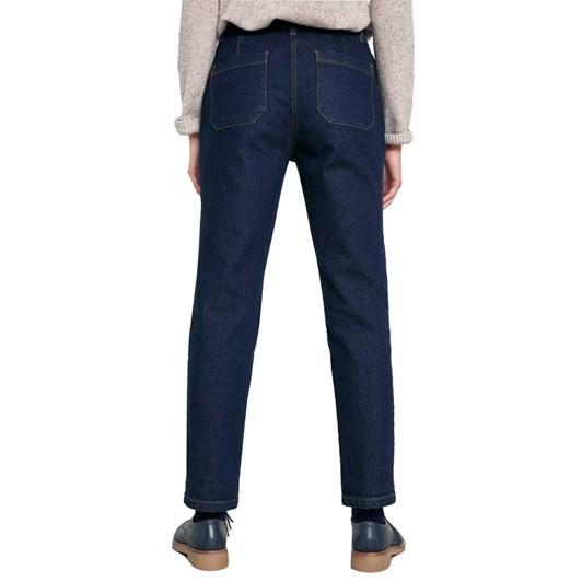 Seasalt Hallworthy Jeans Dark Rinse Wash