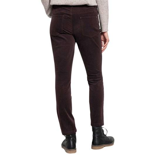 Seasalt Lamledra Trousers Bitter Cocoa
