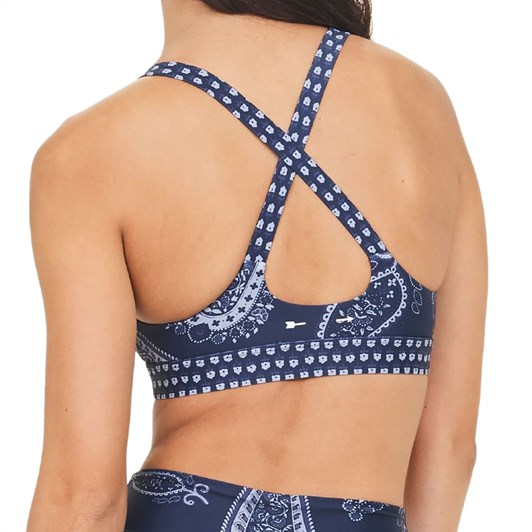 The Upside Fortune Paisley Sophie Bra
