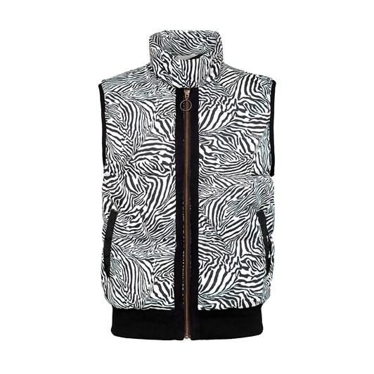 The Upside Zebra Insulated Vest