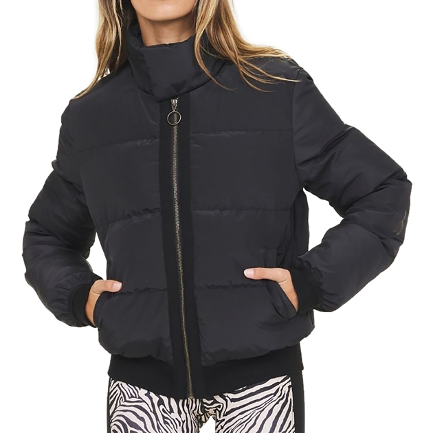 The Upside Nareli Insulated Jacket - black