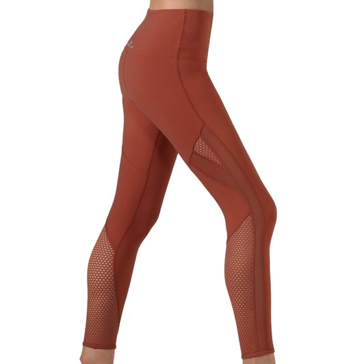 Lorna Jane Fierce Booty Support Ankle Biter Tight