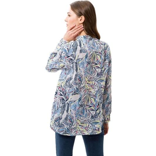 Brax Val Grandpa Shirt Linen