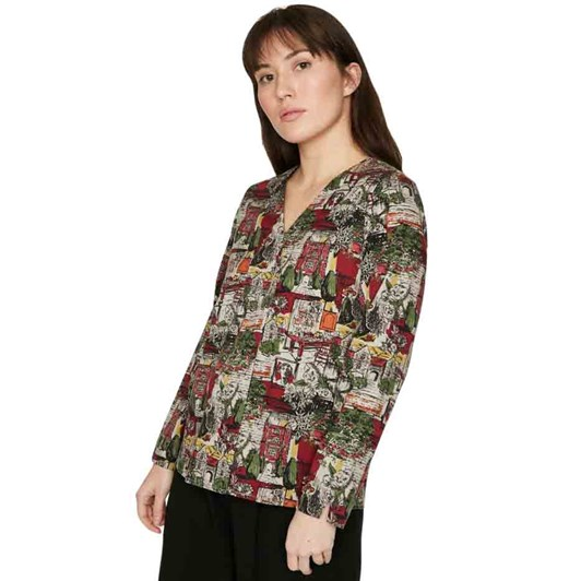 Thought Bloomsbury Top