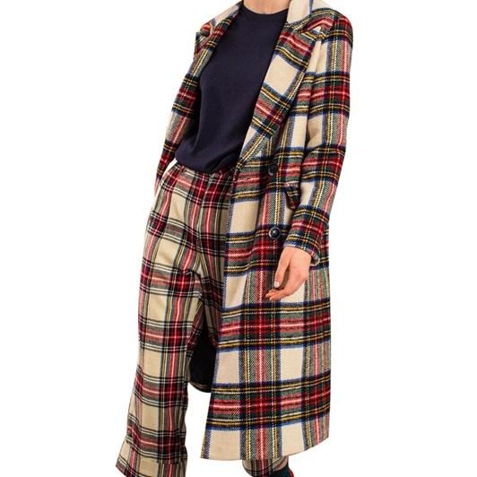 Cooper Waste Not Want Scot Coat