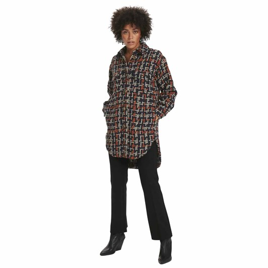 Karen By Simonsen Cally Shirt Jacket