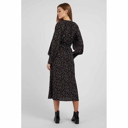 Louche Neelia Sprig Midi Dress