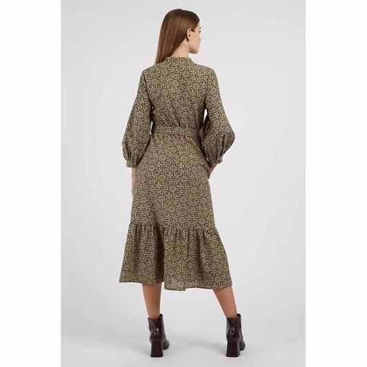 Louche Rubens Orangerie Midi Dress