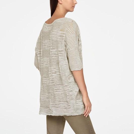 Sarah Pacini Long Sweater
