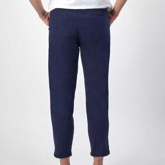 Vassalli 7/8 Length Elastic Waist Pant