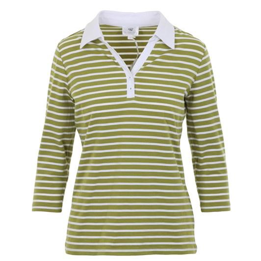 B Essentials Polo Contrast Collar