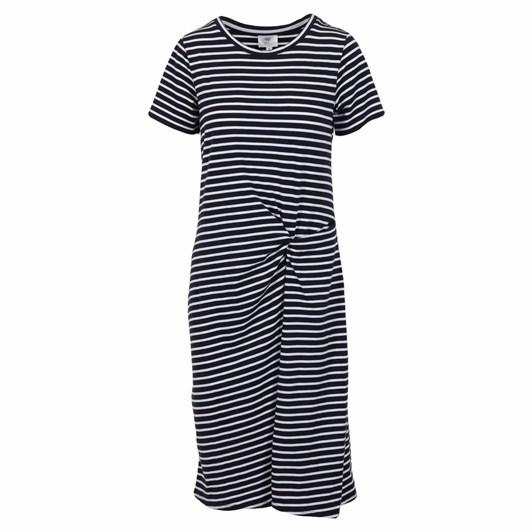 B Essentials Dress Twist Front