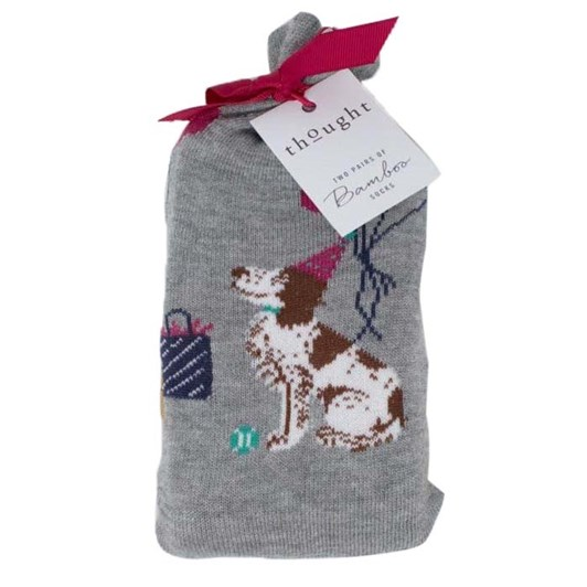 Thought Eve Socks in a Bag