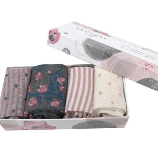 Thought Rose Kids Sock Box