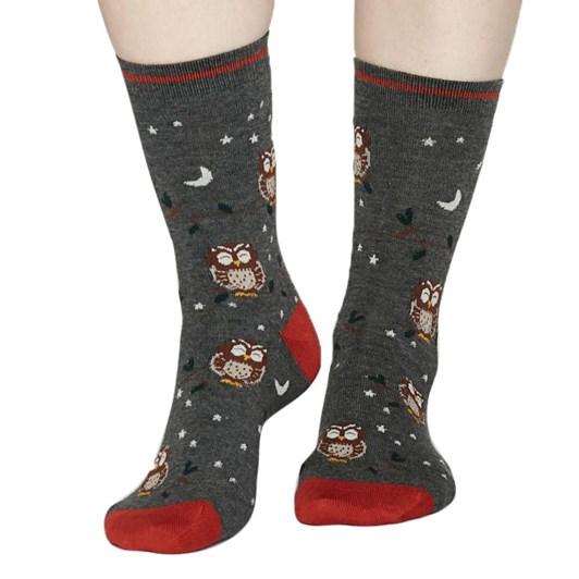 Thought Night Owl Socks