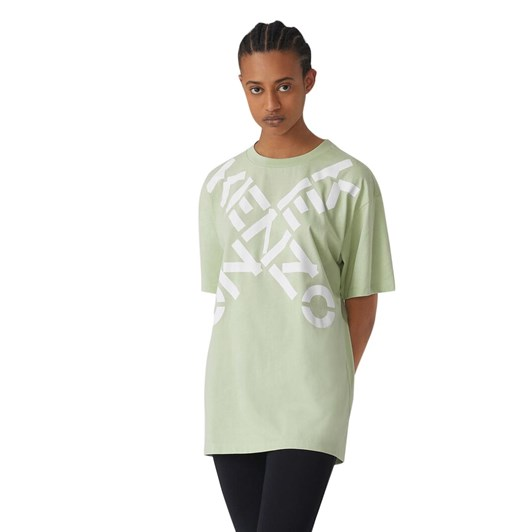 KENZO Sport 'Big X' Oversized T-Shirt