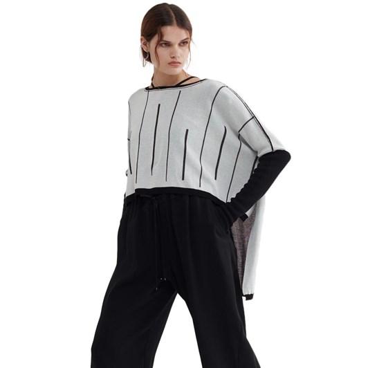 Taylor Shaddow Sweater