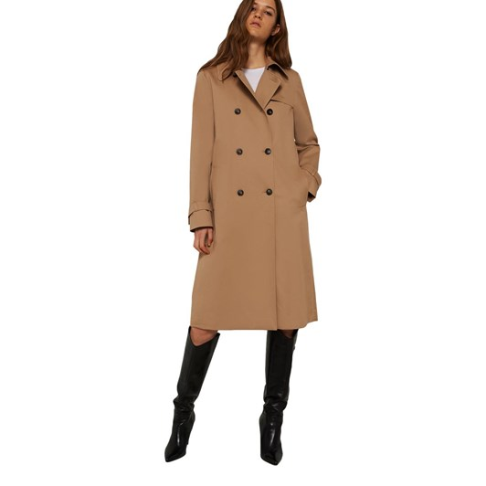Marella Cheque Raincoat