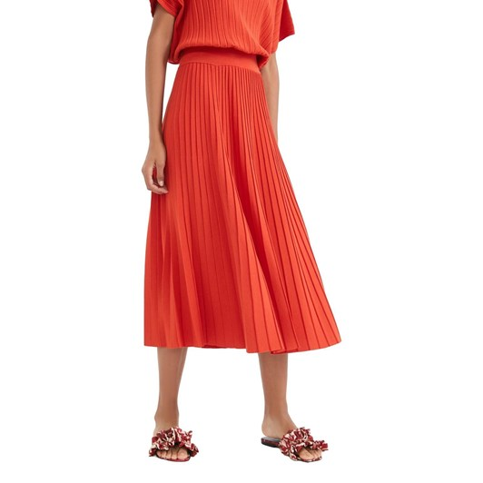 Weekend Max Mara Nichel Knitted Skirt