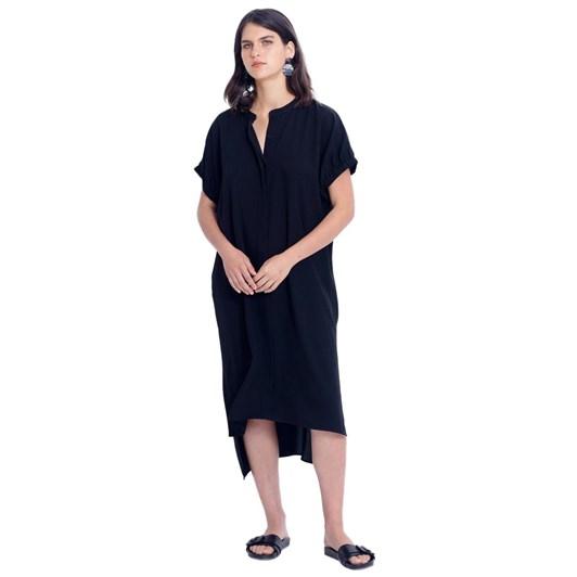 Elk Bilds Shirt Dress