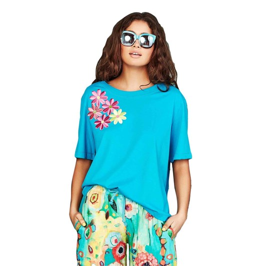 Curate Flower Power Top