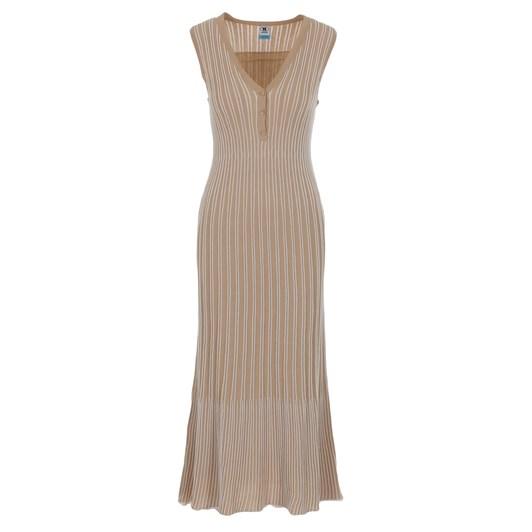 Missoni Sleeves Long Dress