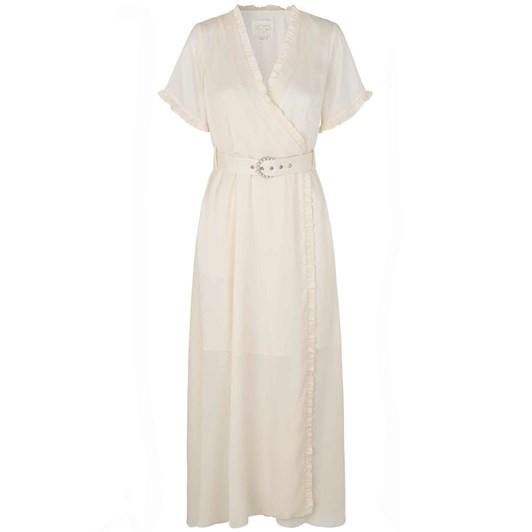 Notes Du Nord Paris Wrap Dress