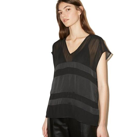 Malene Birger Astronia Shirt Flat Collar