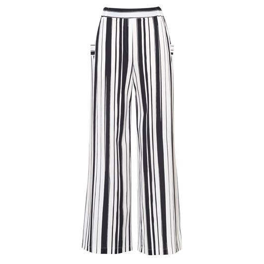 Paula Ryan Side Pocket Wide Leg Long Pant