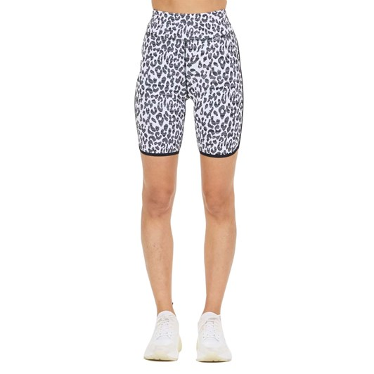 The Upside Snow Leopard Dance Spin Short