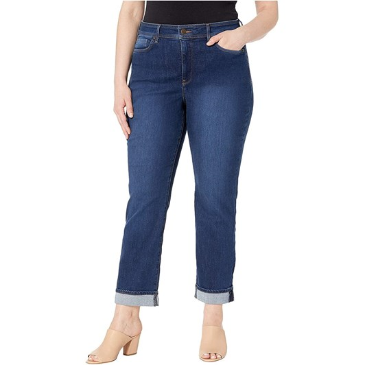 Not Your Daughters Jeans Marilyn Ankle Clean Cuff