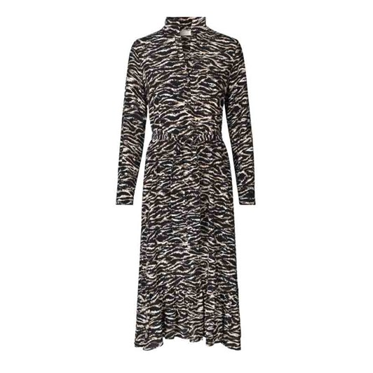 Notes Du Nord Rosie Zebra Dress