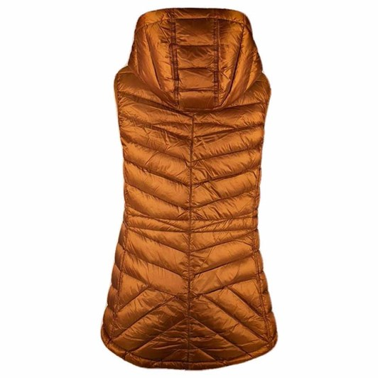 Moke Mary-Claire Packable Down Vest