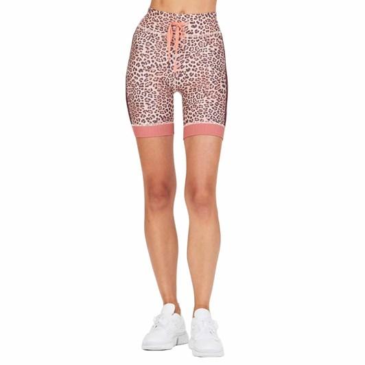 The Upside Leopard Spin Short