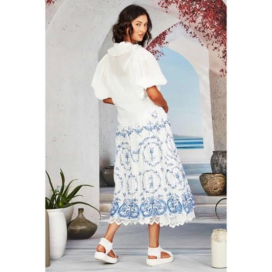 Trelise Cooper Waist Not Want Not Skirt