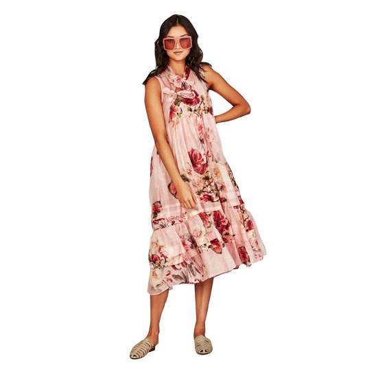 Trelise Cooper Live & Let Tie Dress