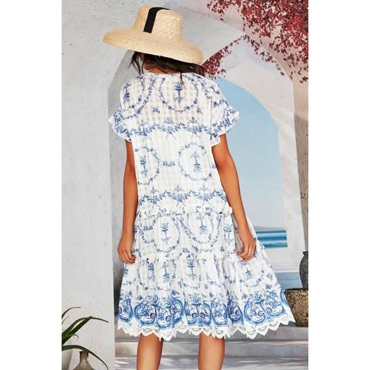 Trelise Cooper Frill Of A Lifetime Dress