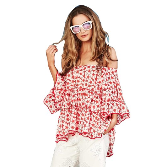 Cooper Counting Stars Top