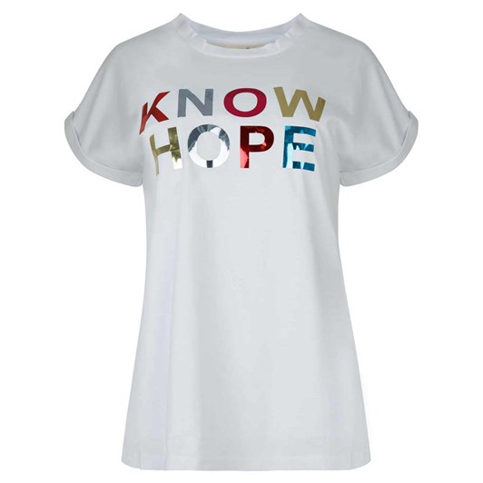 Cooper Know Hope T-Shirt