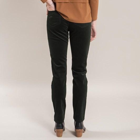 Vassalli Narrow Leg Cord Full Length Pant