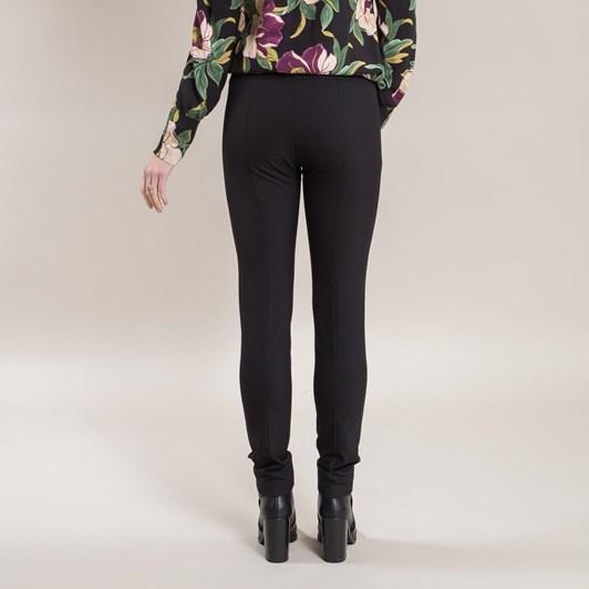 Vassalli Skinny Leg Full Length Pull On with Font Leg Seams