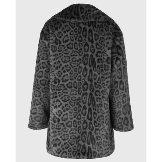 AllSaints Amice Leopard Jacket