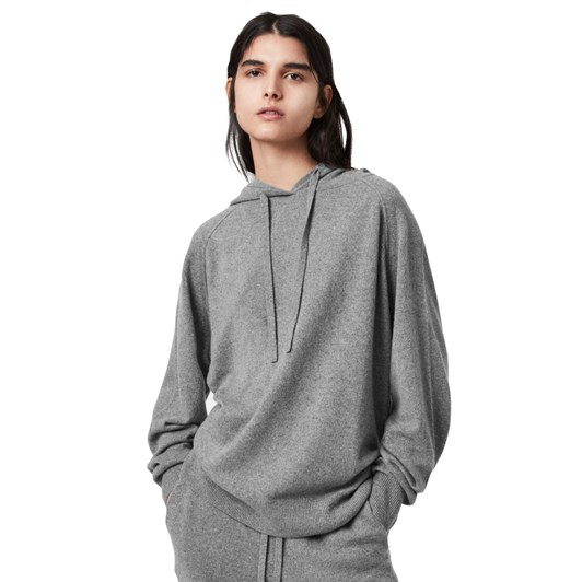 AllSaints Olly Cashmere Hoody