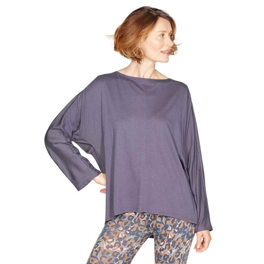 Thought Elizabeth Jersey Woven Top