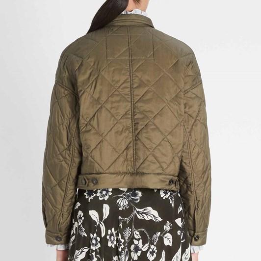 Weekend Max Mara Palmas Padded Jacket Short