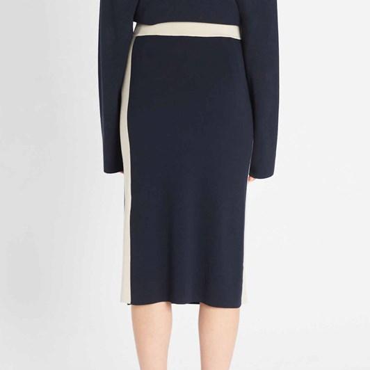 Max Mara Nandina Jersey Skirt