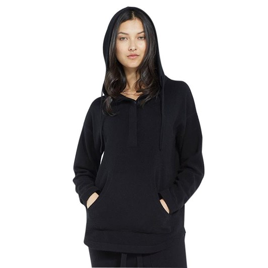 Caroline Sills All Day Luxe Cashmere Hoodie