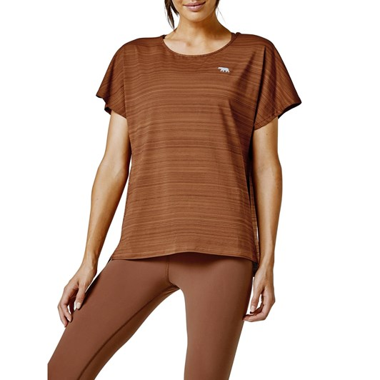Running Bare Cosmic Allure Workout Tee