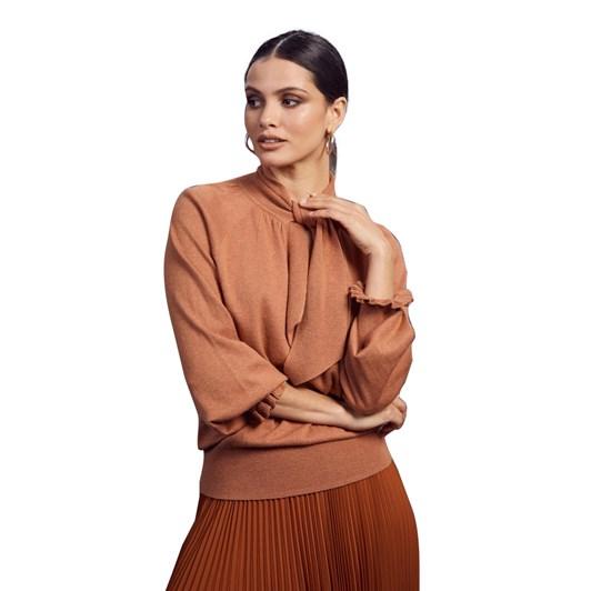 Loobies Story Bella Tie Sweater